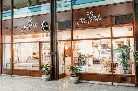 Restaurante Ola Poke